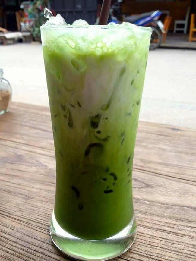 resepi-ice-milk-green-tea