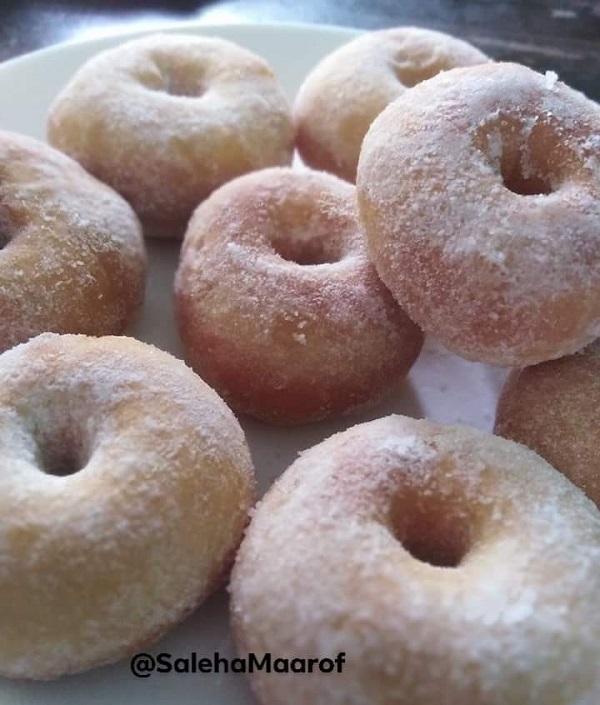 resepi-donut-gebu-gebas-hanya-guna-4-bahan-jer